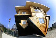 Crazy & Amazing House Designs / Have a look at some weird and wonderful homes from around the world, great desingn's
