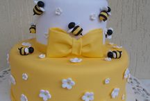 bolo abelha