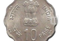 Republic of India - Decimal Coinage / Collection of modern coins of Republic of India - Decimal Coinage
