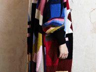 Intarsia knit
