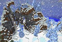 minecratf snow