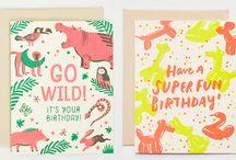 GRAPHIC _ Birthday Card