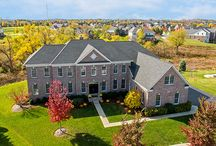 SOLD - 84 Tournament Dr. N. - Hawthorn Woods, IL. 60047 / Stunning luxurious home in a secluded cul-de-sac location with incomparable views in Hawthorn Woods Country Club.   A tremendous home suited for only the most discerning tastes. You have it all!
