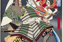 Ukiyo é & Japanese pop arts