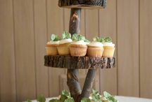 Cupcake Stands / Cupcake Stands : some you can even DIY, Yay!!! Party time! Party ideas