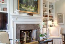 living room / by Genie Renaudin