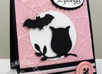 Halloween Card Ideas