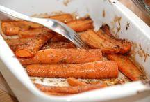 Grøntsager i ovn