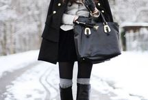 <<WINTER STYLE>> / by Jessica Nosal