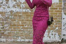 Elegant wear / Dresses and stuff