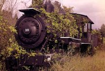 Abandoned - Trains & Railways / Old and Abandoned