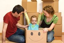 Moving with Children / by Mullins Realty Group