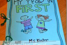 First Grade: August