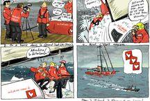 Dessin Mathias Mission Test Tribord Lorient