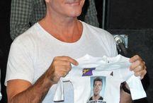 Simon Cowell / Simon Cowell and family