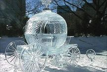 ice carving.....