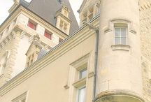 Architectural Photography / Properties I have photographed for clients both big (chateau) and small (gite).
