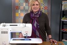 Quilting Techniques, Tips, Tutorials / We bring you the best in quilting video tutorials! Videos on longarm quilting, piecing, appliqué, and more are waiting just for you. Come watch and learn!