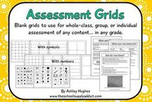 Student assessments / by Lisa Williams