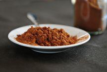 Spice Blend Recipes