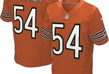 Brian Urlacher Nike Jersey / Shop Low Prices on: NFL - Men's Chicago Bears Nike Brian Urlacher Elite Jersey $129, Brian Urlacher Limited Jersey $89, Brian Urlacher Game Jersey $69.Color: home team color Navy Blue away white. Size: S M L XXL XXXL 46 48 50 52 54 56 58. Including men's, women's and kids' or youth, throwback and mitchell and ness. Same day free shipping.Go Bears Go! http://www.chicagobearspro.com/ / by Chicago Bears Nike Jersey