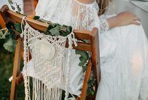 DIY - macramé wedding