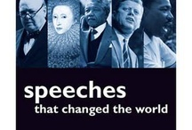Speeches That Changed The World!!!!! / by Nonku Ngcobo