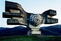 Fantastic Monuments