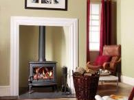 woodburners and radiators
