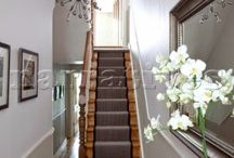 Stairs / Terrace house restoration