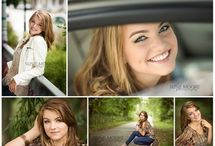Senior portrait ideas