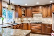 Placentia - Traditional Kitchen Remodel / Inspiration for your next kitchen remodel!