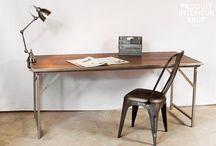 Déco et accessoires pour votre bureau / Trouvez dans ce tableau notre large choix de mobiliers et d'idées déco pour votre bureau!