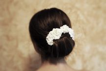 Bridal acessories / Custom made unique bridal hair accessories