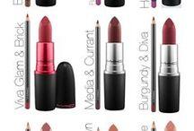 mac lip products