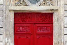 doors / by Carolyn Rubenstein