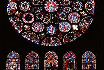 Stained Glass / Stained Glass / by Laura Wilson