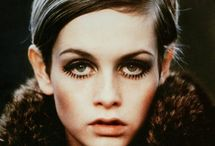 Muse Twiggy 60s Model
