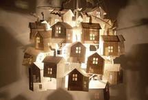 Efi's Christmas HOUSES