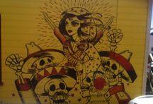 Murals, Graffiti , Street Art / Stuff I see around that I like