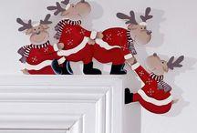 Weihnachts Innen-Deko