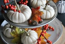 Home Decorating -Fall-