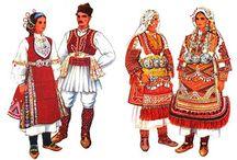 BALKAN COSTUMES
