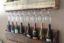 Wine hanger