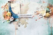 Caroline Elliam / Beautiful art from Caroline Elliam using products from Lindys