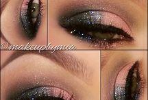 makeup,nails e hair
