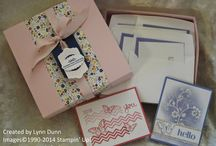 Stampin' Party Ideas / Fun stampin' party ideas! / by Stamptastic Designs