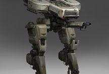 로봇.전차.군함.미래군
