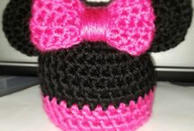 Made by Jac. / Just a few things made by me.  Love crochet.  Love creating.