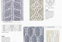 Knitting patterns § Tutorials